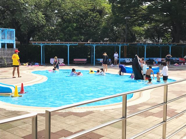【屋外】幼児用プール